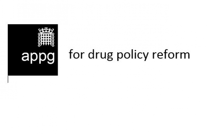 appg drug policy reform