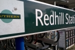 redhill sign